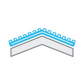 Protège la membrane du toit
