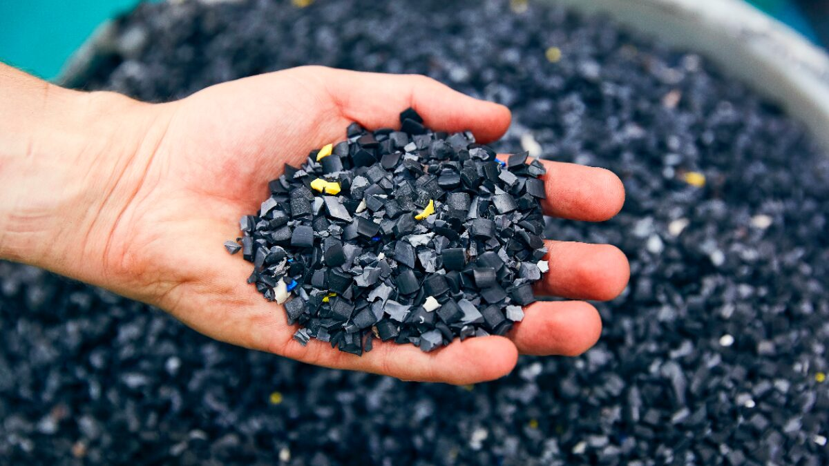 Plastex strives to use recycled materials in products whenever possible.
