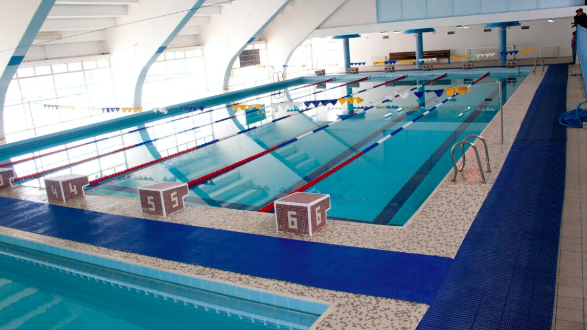 Plastex leisure and recreation matting is designed for swimming pools, bathing areas and changing rooms.